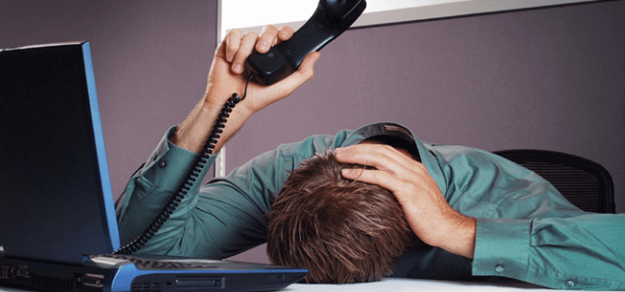 8 things people do - when on the phone - you should never do to anyone - especially in business