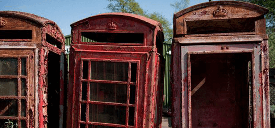 BT Scrapping More Phone Boxes