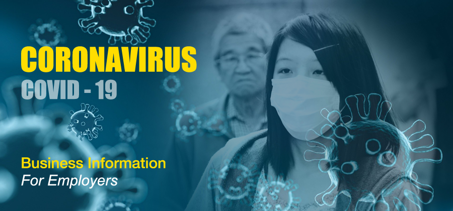 Corona Virus - 12th March 2020 - Business Information for employers