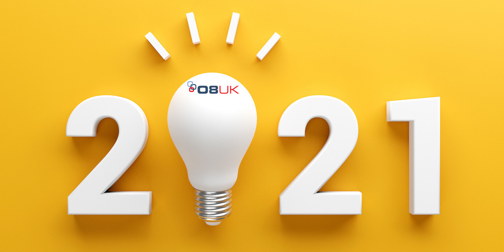 Five reasons to switch to 08UK in 2021