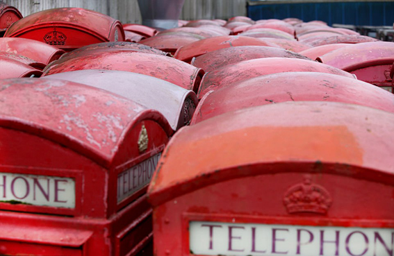 Red Telephone Box resurrection - An insight into a Telephone