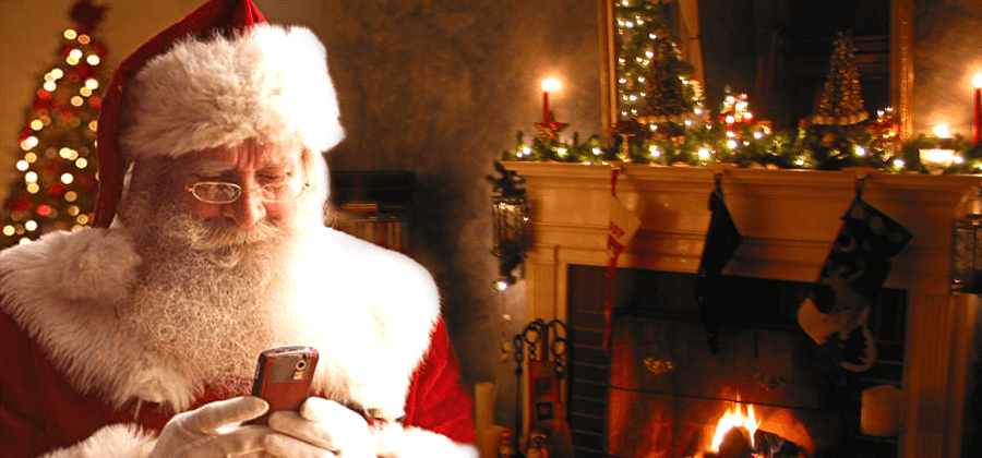 Santa set to save millions of pounds this Christmas!