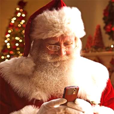 Santa set to save millions of pounds this Christmas!