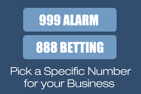 Specific Numbers for UK Business