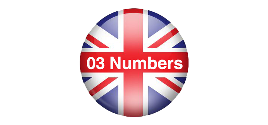 Why 03 Numbers are taking over the UK