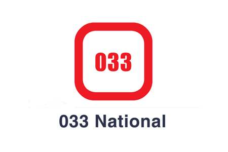 0333 / 0330 NATIONAL