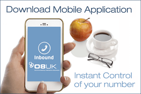 Download Mobile App – Instant Control of Your Numbers