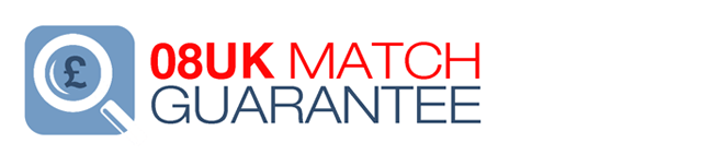 Price Match Guarantee 08UK