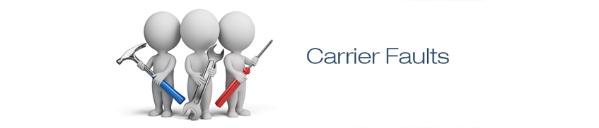 Carrier Faults / Platform Resilience / Year-on-Year Performance Since 2012