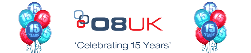 Celebrating 15 Years – 08UK 15th Birthday