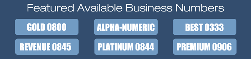 Featured Available Business Phone Numbers