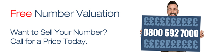 Free Number Valuation – Want to Sell Your Business Number – Know what it is Worth?