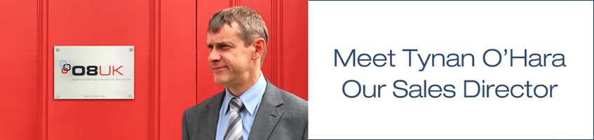 Meet Tynan O'Hara - Our Sales Director