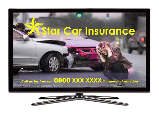 TV Radio Advertising 0800 numbers